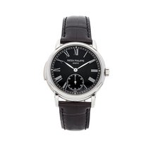 Patek Philippe Minute Repeater Platinum 38mm Black Roman numerals