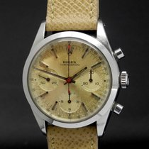 Rolex 6238 Steel 1965 Chronograph 37mm pre-owned