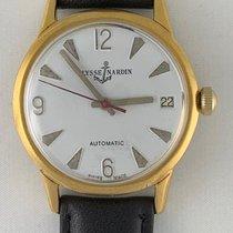 Ulysse Nardin Ulysse Nardin Automatic Date Vintage Ref 107 1975 occasion