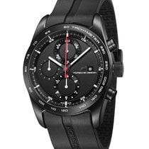 Porsche Design Chronotimer Titanium 42mm Black