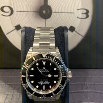 Rolex Steel 40mm Automatic 14060M NOS pre-owned