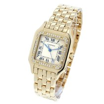 Cartier Panthère Yellow gold 21mm Silver United Kingdom, London