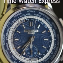 Patek Philippe World Time Chronograph 5930G-001 2018 gebraucht