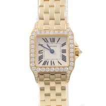 Cartier Santos Demoiselle 20mm Cеребро