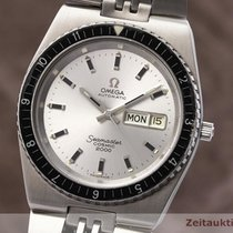 Omega 166.160, 366.0830 Very good Steel 39.5mm Automatic