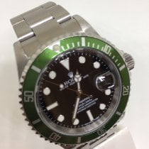 Rolex Submariner Date 16610LV 2004 occasion