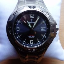Festina Steel Quartz pre-owned