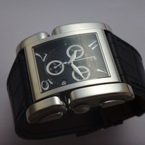 Milus Apiana Steel 39mm Black Arabic numerals