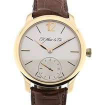 H.Moser & Cie. Endeavour 39 Hand Wound Power Reserve