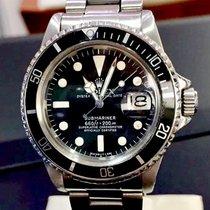 Rolex RARE.  SUBMARINER ^BIG  WHITE^ MATT DIAL 1978