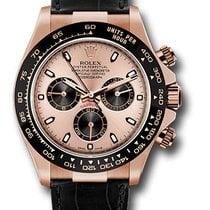 Rolex 116515LN Rose gold 2015 Daytona 40mm pre-owned United States of America, New York, New York