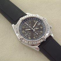 Breitling Chronomat Longitude GMT schwarzes Zifferblatt...