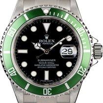Rolex 116610 Oyster Submariner Stainless Steel&Ceramic Watch