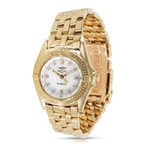 Breitling Callistino K5204512MD Ladies Watch in 18K Yellow Gold