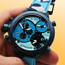 Welder K29-8006 Triple Time Zone Chronograph