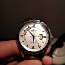Edox Grand Ocean Day Date Automaat