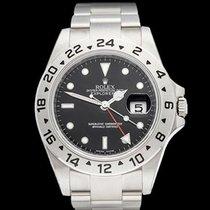 Rolex Explorer II Stainless Steel Gents 16570 - W4354