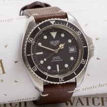 Heuer professional 200 m vintage dive watch