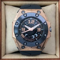 Linde Werdelin Oktopus Moon Tattoo Rosegold Limited 59 Pcs.