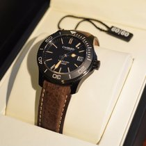 Christopher Ward C60 Trident Pro Automatic, PVD Vintage 38 mm