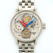 Alain Silberstein Volant Skeletonized Tourbillon Watch