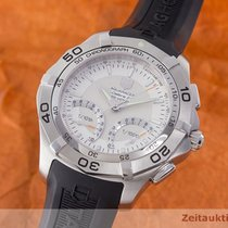 TAG Heuer Aquaracer Regatta Chronograph Calibre S Herrenuhr...