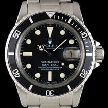 Rolex Submariner Date Steel Vintage 1680