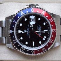 Rolex [Service + 24M. Warranty] GMT Master I -PEPSI- 1992