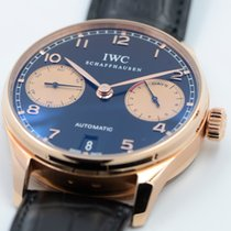 IWC Portuguese Automatic Rose gold 42mm Black United States of America, Texas, Houston