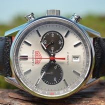 TAG Heuer Carrera Calibre 17 Jack Heuer 80th Birthday Limited...