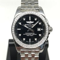 Breitling Galactic (Submodel) new 29mm Steel