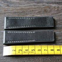 Breitling Leather leder kautschuk rubber 24/20mm strap
