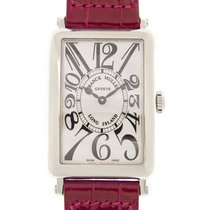 Franck Muller Long Island 952 QZ (AC)-WHITE new
