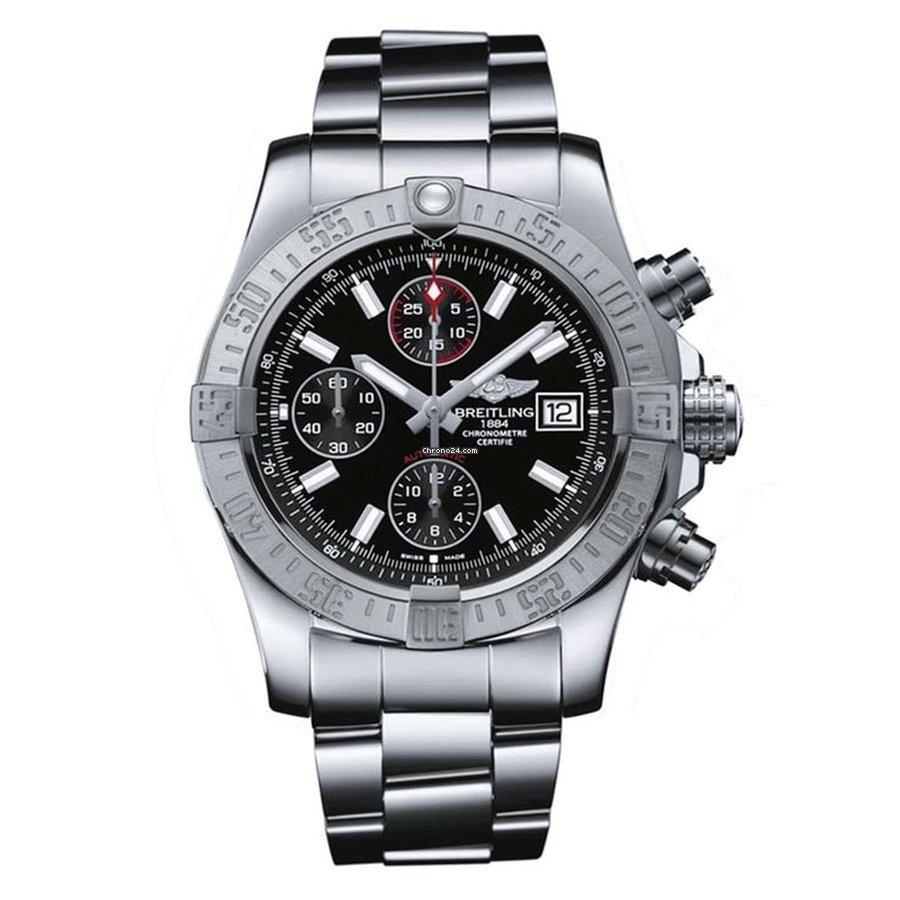 Ceny hodinek Breitling Avenger II  8268aaa145