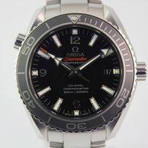 Omega Seamaster Planet Ocean 600 #A3550 Box, Papiere