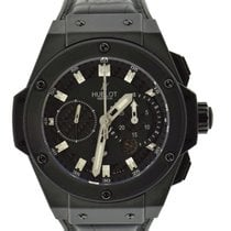 Hublot King Power Ceramic 48mm Black No numerals United States of America, New York, New York