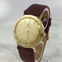 Candino Yellow gold 33mm Manual winding pre-owned