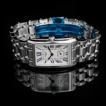 Longines DolceVita Steel 23.00mm White United States of America, California, San Mateo