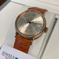IWC Chronometer 37mm Automatic 2018 new Portofino Automatic Silver
