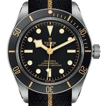 Tudor 79030N-0003 Staal 2019 Black Bay Fifty-Eight 39,00mm nieuw