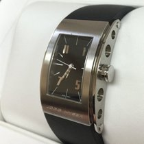 Jorg Hysek 24mm Quartz new Kilada Black