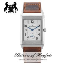 Jaeger-LeCoultre Q2458422 or 2458422 Steel Reverso Duoface 42.9mm new