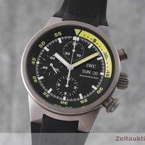IWC Aquatimer Chronograph Titan 42mm Schwarz Deutschland, Chemnitz