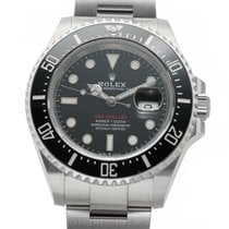 Rolex Sea-Dweller 4000 Steel 43mm Black United States of America, New York, New York