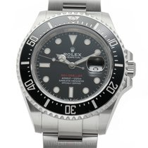 Rolex Sea-Dweller 4000 new Automatic Watch with original box and original papers 126600