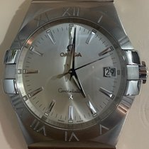 Omega Constellation Quartz 123.10.35.60.02.001 new