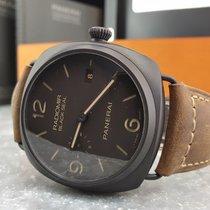 Panerai Radiomir Black Seal 3 Days Automatic Keramika 45mm Smedj Arapski brojevi