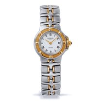 Raymond Weil Gold/Steel 22mm Quartz Parsifal pre-owned United States of America, Florida, Coconut Grove