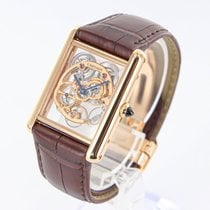 Cartier Tank Louis Cartier 30mm Transparent