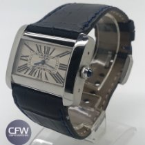 Cartier Tank Divan 2612 pre-owned